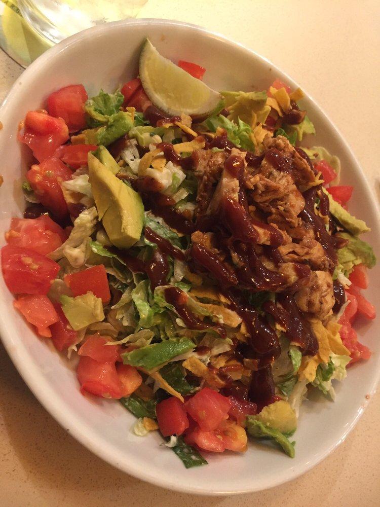 Cool The Original Bbq Chicken Chopped Salad Yummm Yelp Interior Design Ideas Skatsoteloinfo