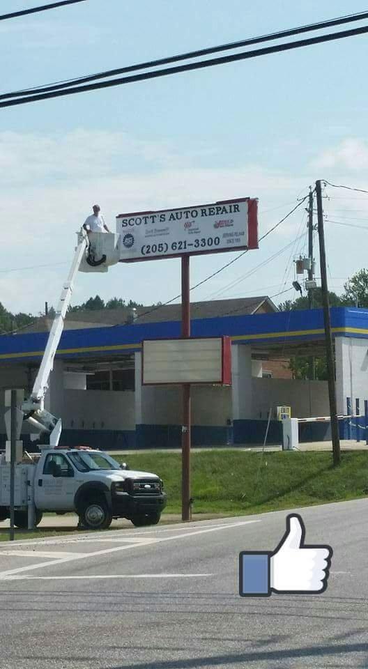 Scott's Auto Repair: 200 Bearden Rd, Pelham, AL