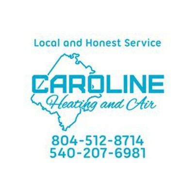 Caroline Heating & Air: 17061 Merchants Dr, Ruther Glen, VA
