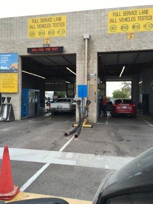 Emissions Testing Mesa Az >> Adeq Vehicle Emissions Testing Station 20 N Beck Ave Chandler Az