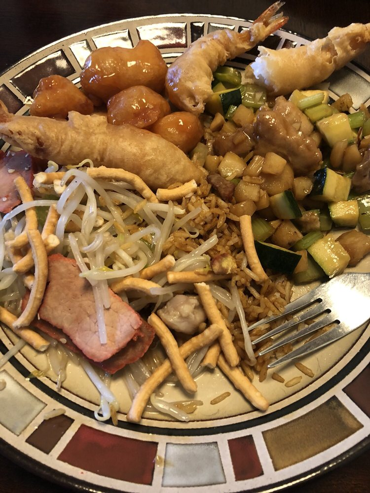 AB Chinese Restaurant: 1121 Pacific Blvd Se, Albany, OR