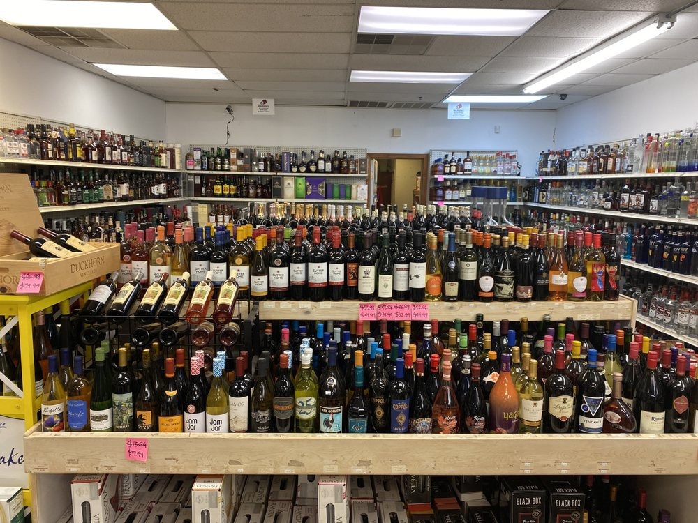 C&C Liquor: 101 N Douglas Blvd, Oklahoma City, OK