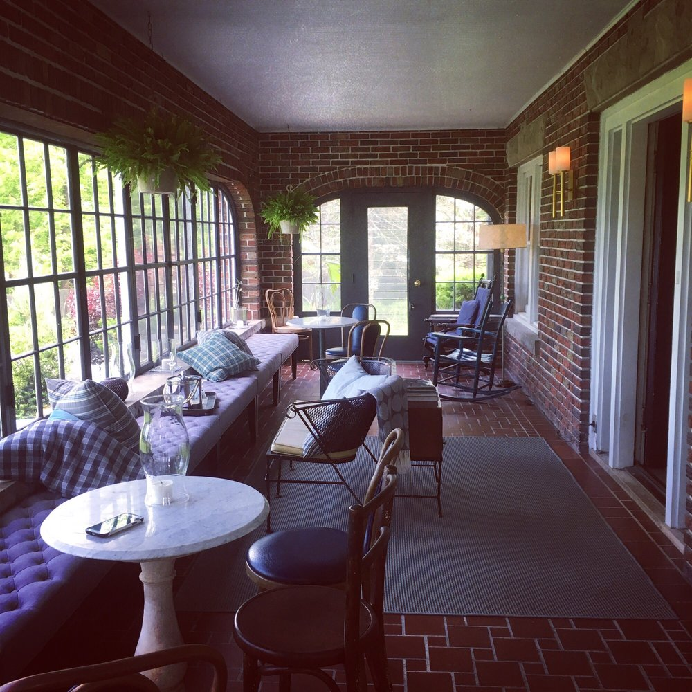 Bluestone Bed & Basecamp: 4170 Rte 9W, Saugerties, NY