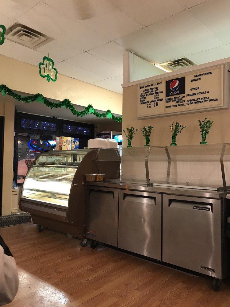 Poor Gary's Pizza: 401 Elm Ave, Moose Lake, MN