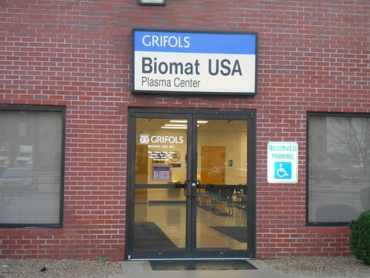 Biomat USA 1901 W Western Ave South Bend, IN Blood Banks