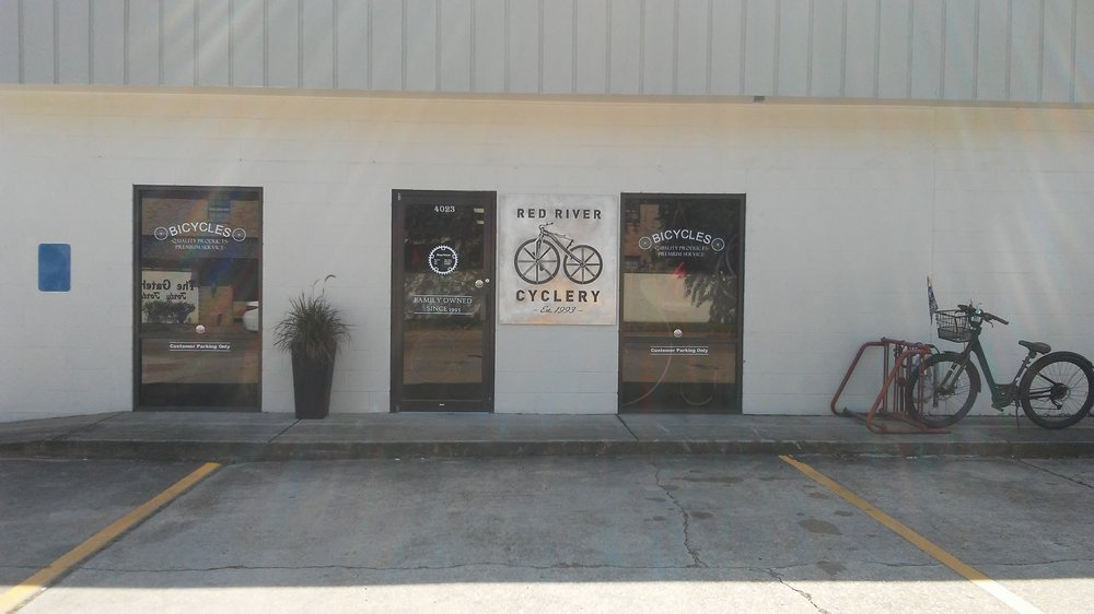 Red River Cyclery: 4023 Parliament Dr, Alexandria, LA