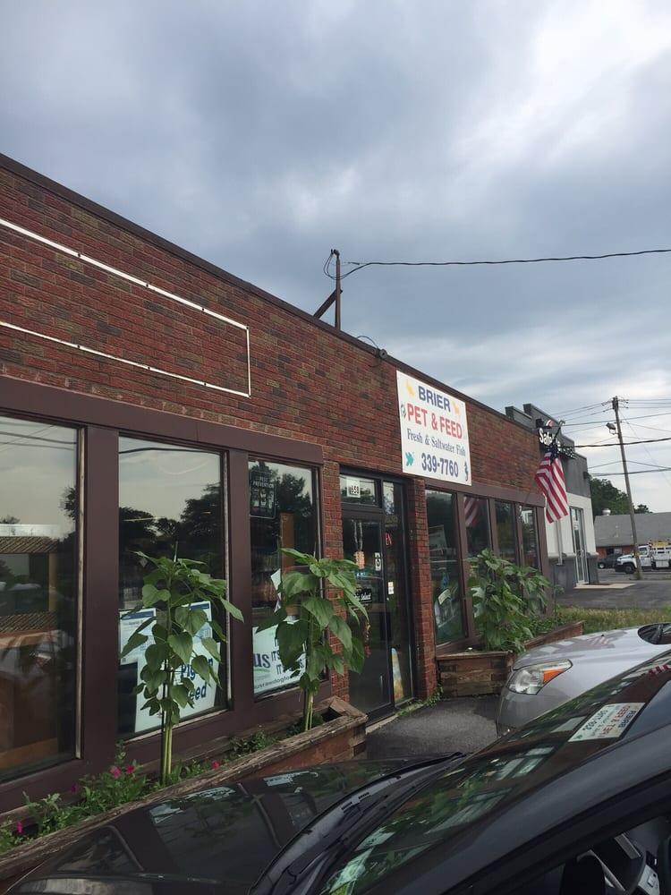 Brier Pet & Feed: 658 Ulster Ave, Kingston, NY
