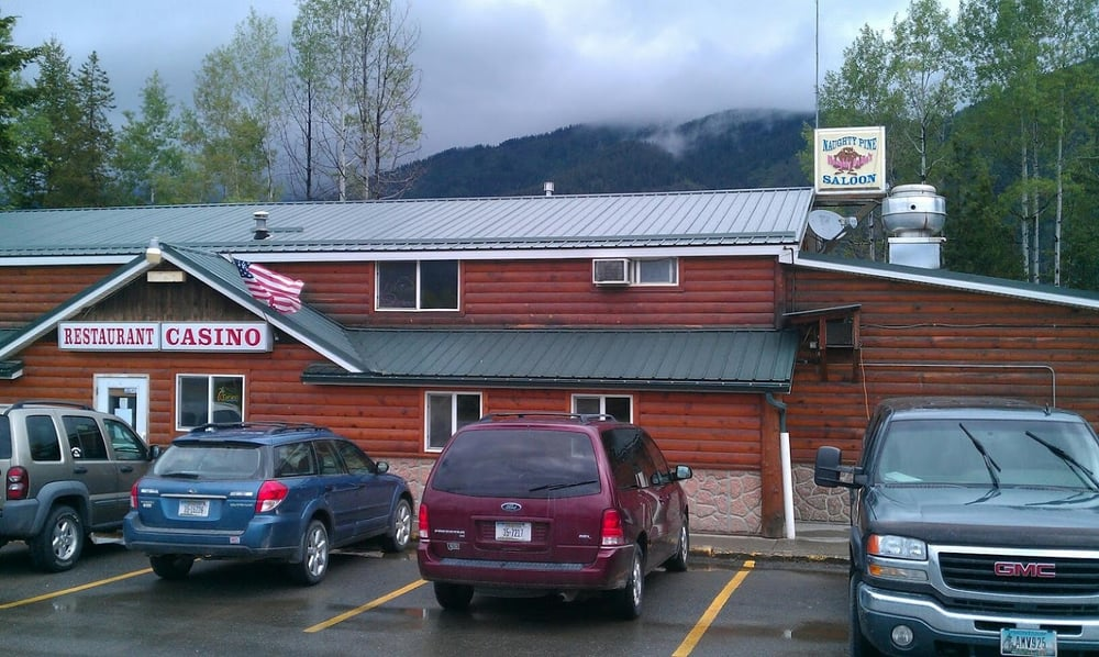 Naughty Pine Saloon: 2951 Mt Highway 200, Trout Creek, MT