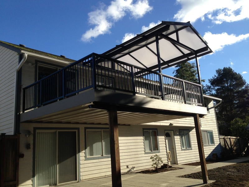 Photo Of Seattle Patio Covers   Federal Way, WA, United States. Roof Mounted