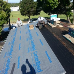 Photo Of Northern California Roofing   Vacaville, CA, United States. Reroof  Project In