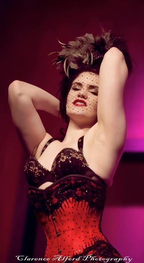 Lola Demure's Burlesque & Variety Show