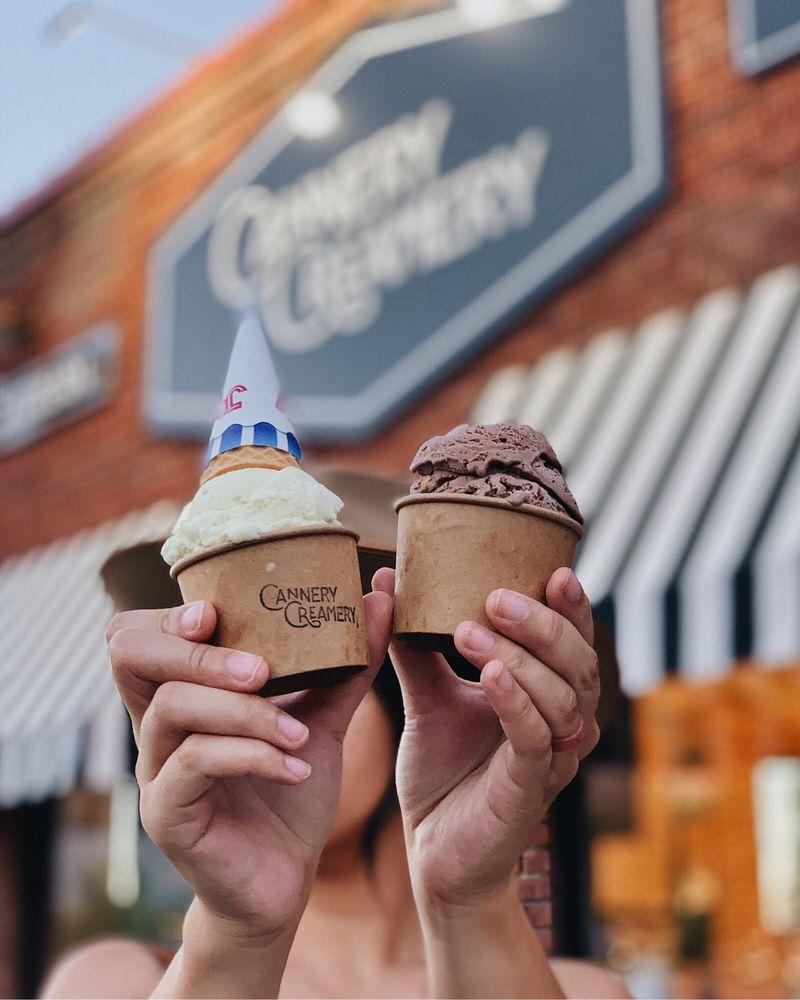 The Cannery Creamery: 2003 N Washington Blvd, North Ogden, UT