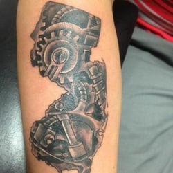 Rose city tattoos closed tattoo 209 w main st for Tattoo removal nj