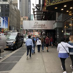 New york strip club reviews
