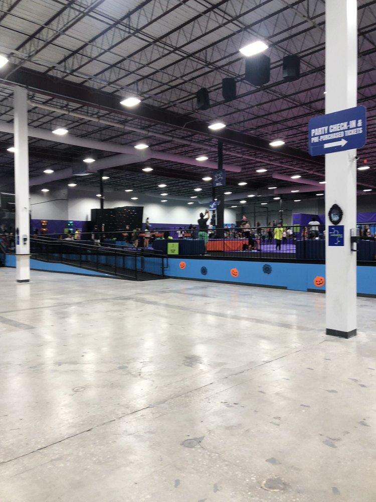 Adrenaline Entertainment Center: 7645 Lake Worth Rd, Lake Worth, FL