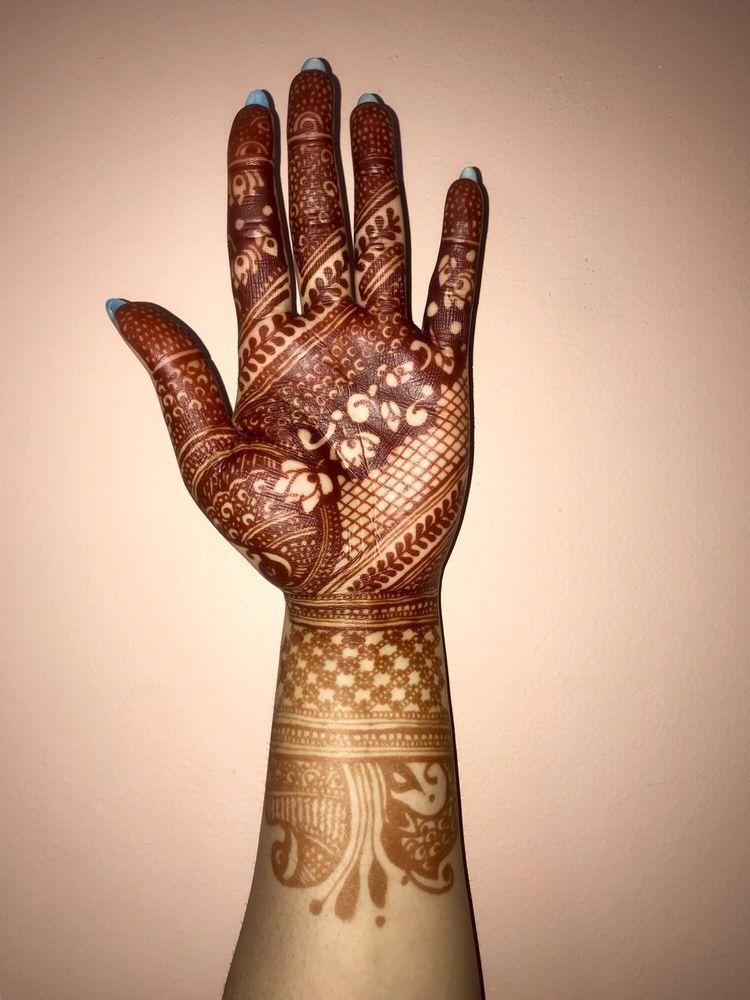 Henna Artist Alvina: Edison, NJ