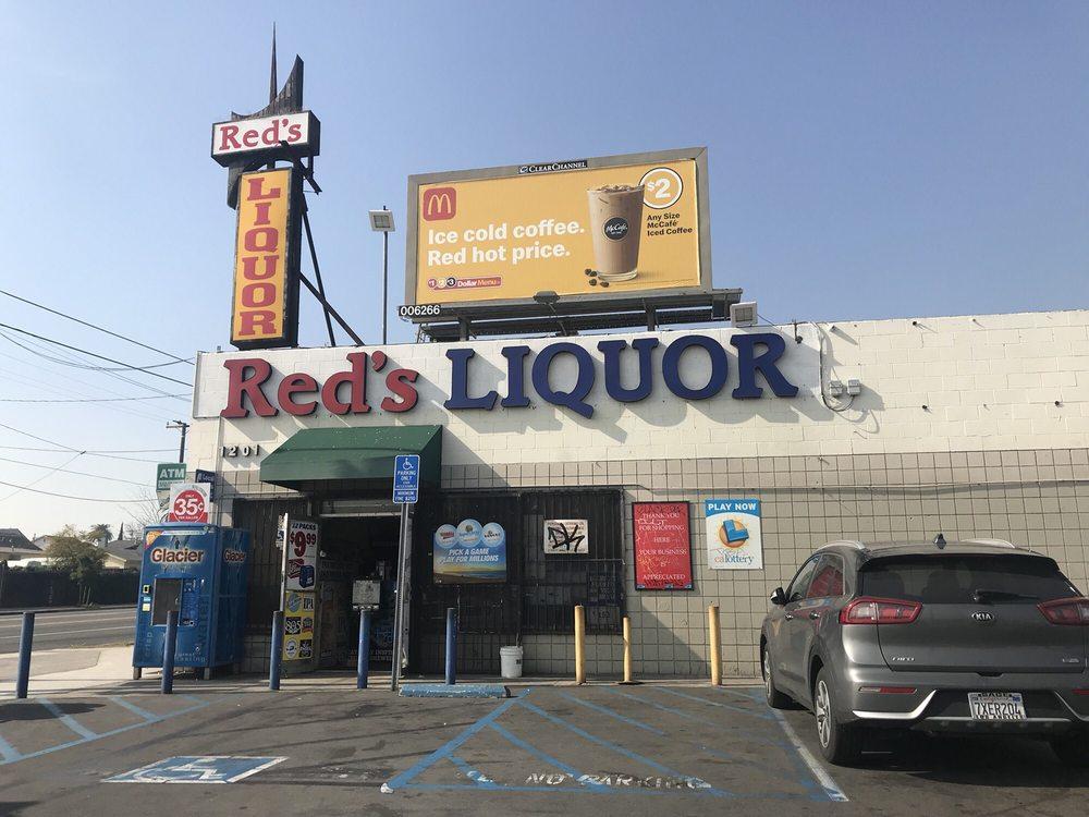 Reds Liquor Store No 2 | 1201 W Century Blvd, Los Angeles, CA, 90044 | +1 (323) 754-1323