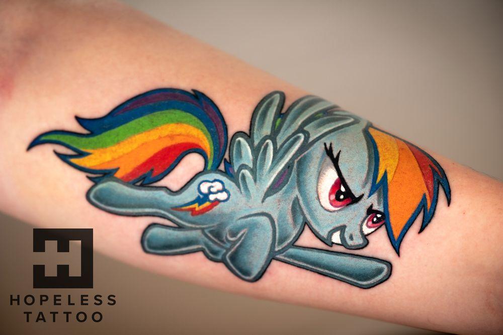 Hopeless Ink Tattoo: 2308 Main St, Vancouver, WA