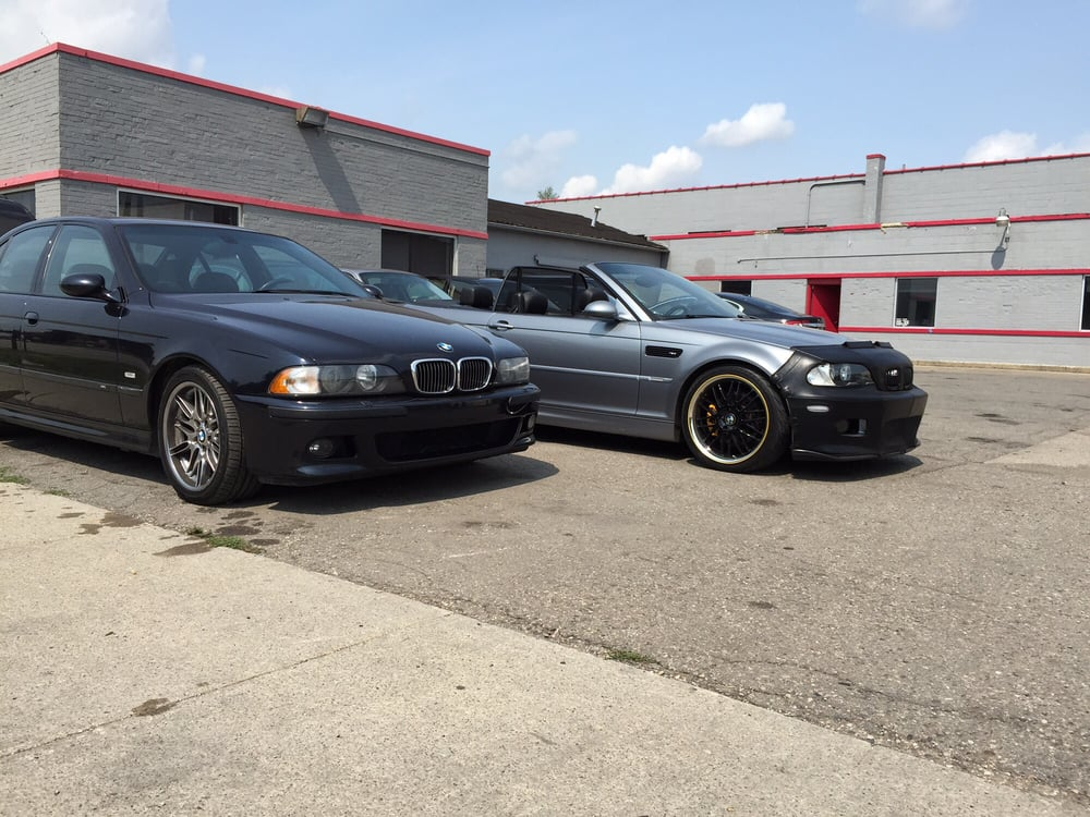 Bmw m5 and m3 yelp for Easterns automotive group eastern motors
