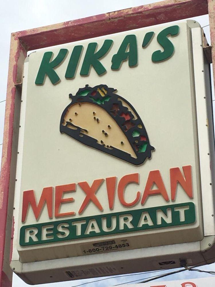 Kika's Restaurant: 3101 Blaine St, Laredo, TX