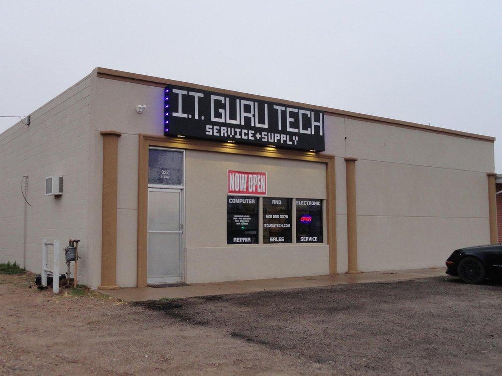 I.T. Guru Tech: 322 S Clay Ave, Liberal, KS