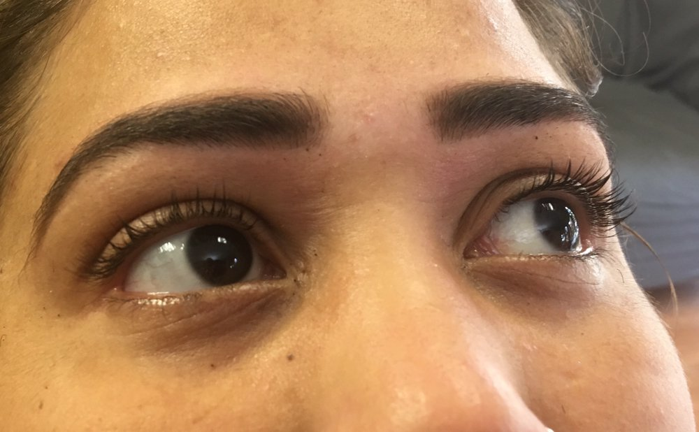Get Done Perfect Shaped Eyebrow Yelp