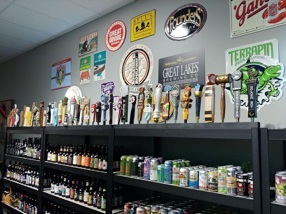 Ferguson's Bottles and Taps: 954 Golf House Rd W, Whitsett, NC