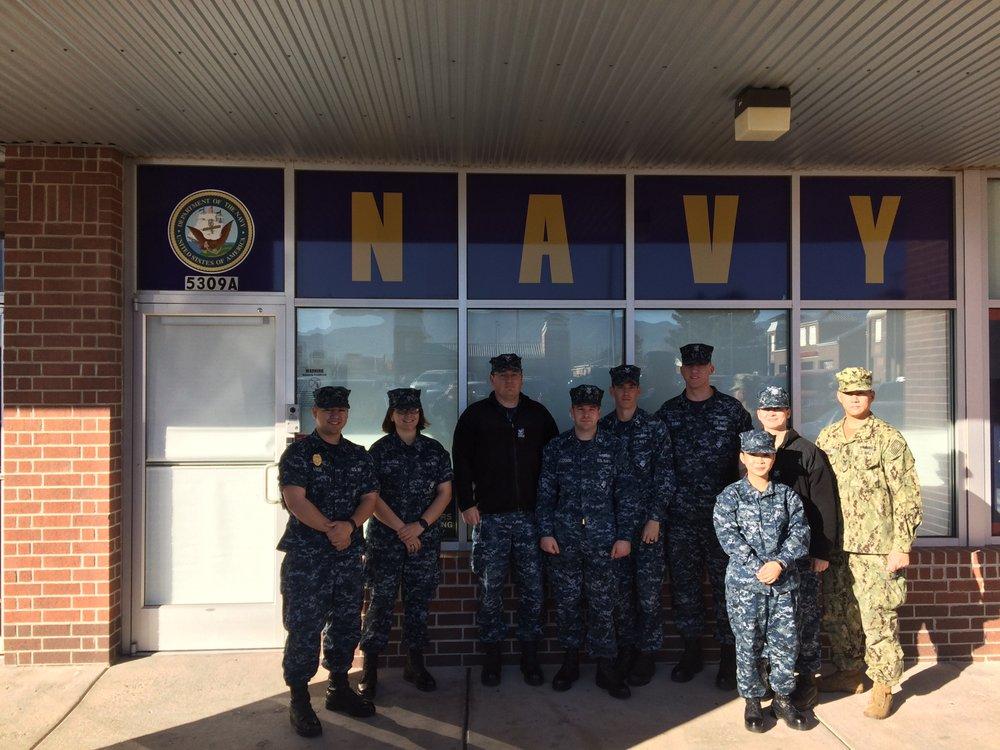 United States Navy Recruiting Station Albuquerque