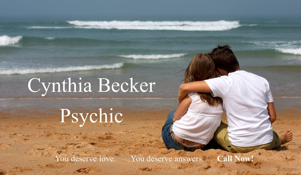 Social Spots from Cynthia Becker Psychic