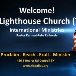 The Lighthouse Church - Churches - 420 S Heartz Rd, Coppell