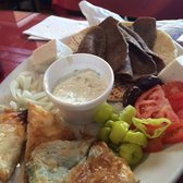 Photo Of Angelo S Greek Italian Restaurant Griffin Ga United States Gyro