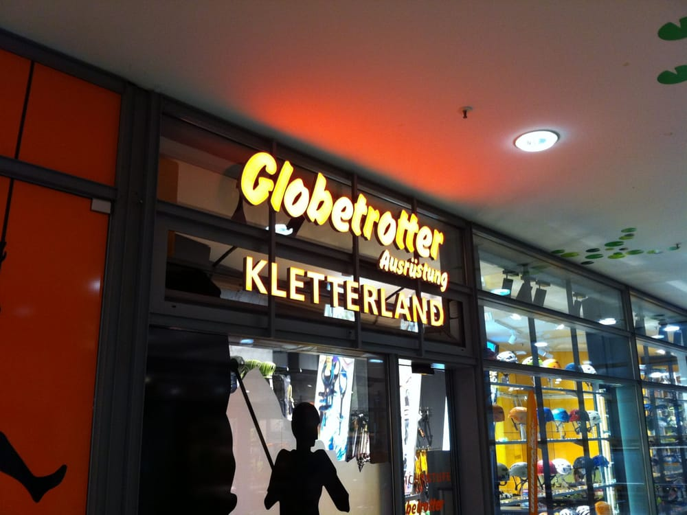 Kletterausrüstung Globetrotter : Globetrotter kletterland sport zubehör schloßstr. 78 82