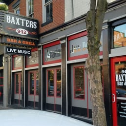 A Good Place To Go When Your Baxter The Wall Yelp