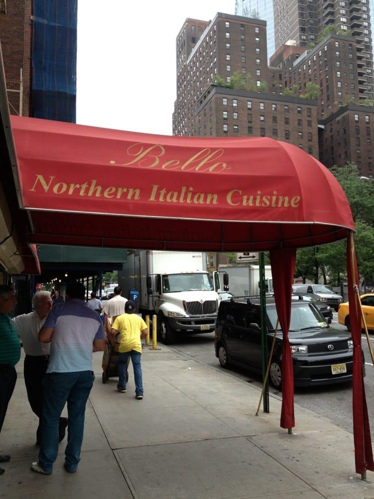 Italian Restaurants Columbus Circle Ny