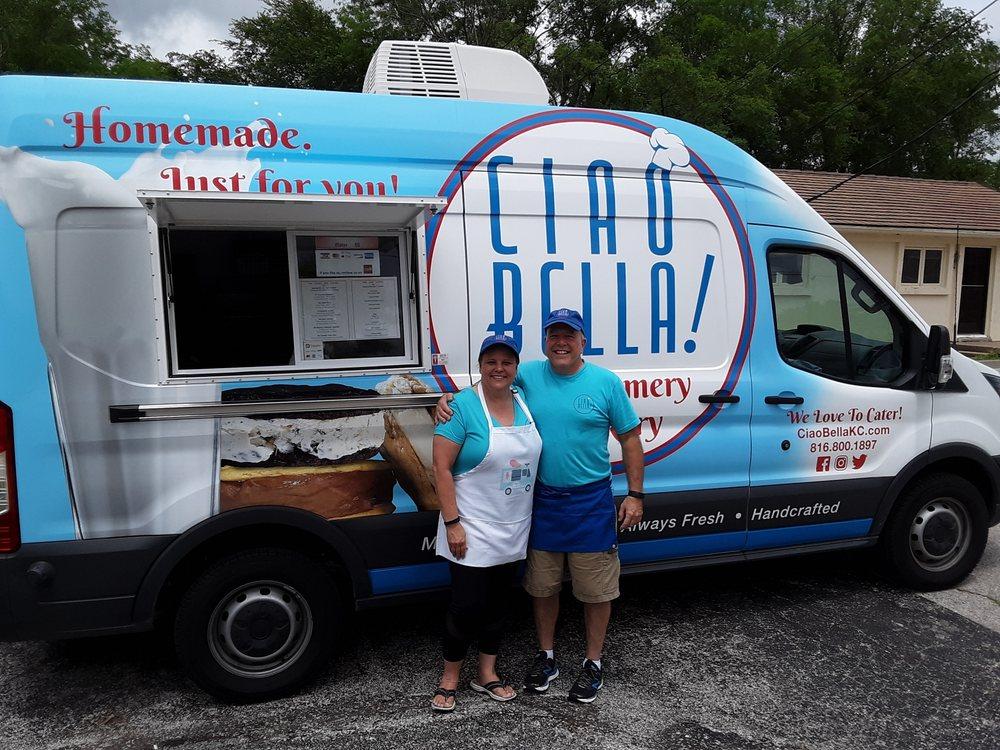 Ciao Bella Ice Creamery and Bakery: Kansas City, MO
