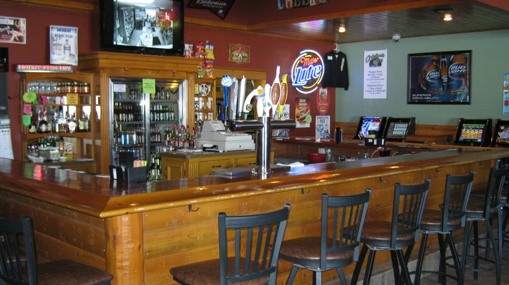 Cricket's Bar and Grill: 1361 100th St, Amery, WI