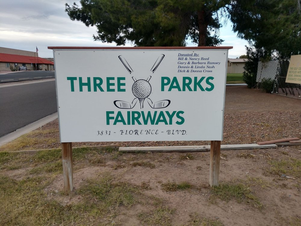 Three Parks Fairways: 3841 N Florence Blvd, Florence, AZ