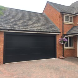 High Quality Photo Of A A Garage Doors   Bromsgrove, Worcestershire, United Kingdom