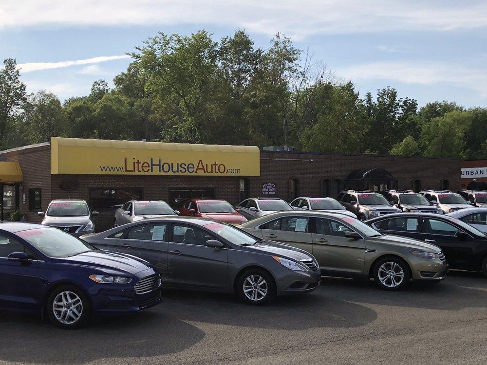 LiteHouse Auto: 120 Mall Blvd, Lakewood, NY
