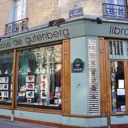 la terrasse de gutenberg bookstores 9 rue emilio castelar bercy paris france phone. Black Bedroom Furniture Sets. Home Design Ideas