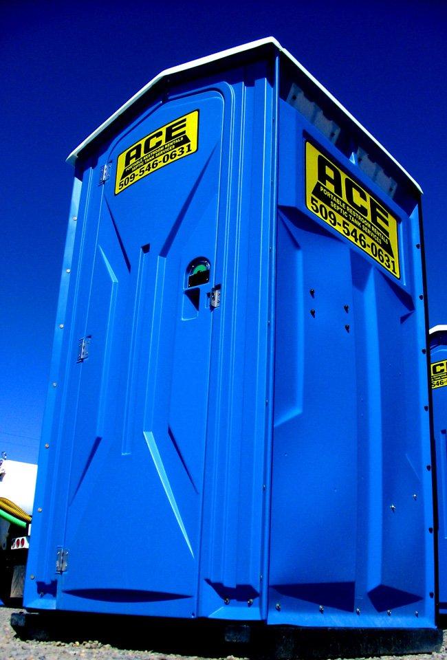 Ace Portable Toilet Rentals: 121 W Shoshone St, Pasco, WA