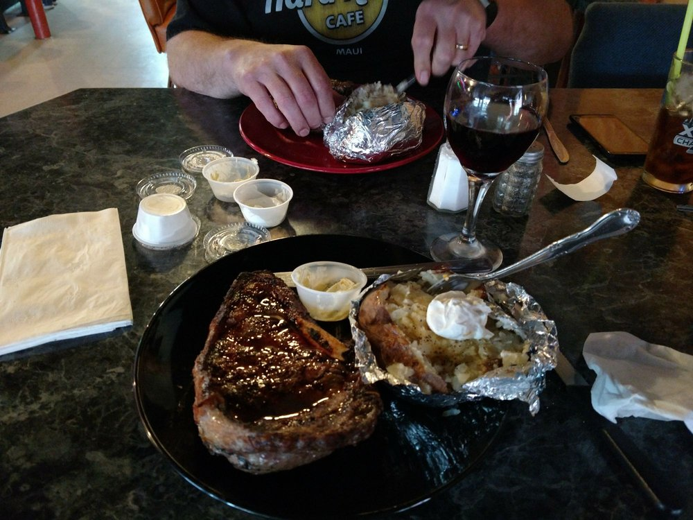 Pastime Bar & Grill: 119 W Main Ave, Ritzville, WA