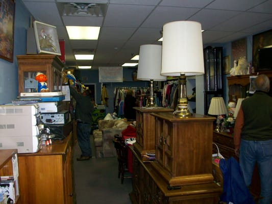 NH Preowned Furniture - Furniture Stores -  Freetown Rd Raymond