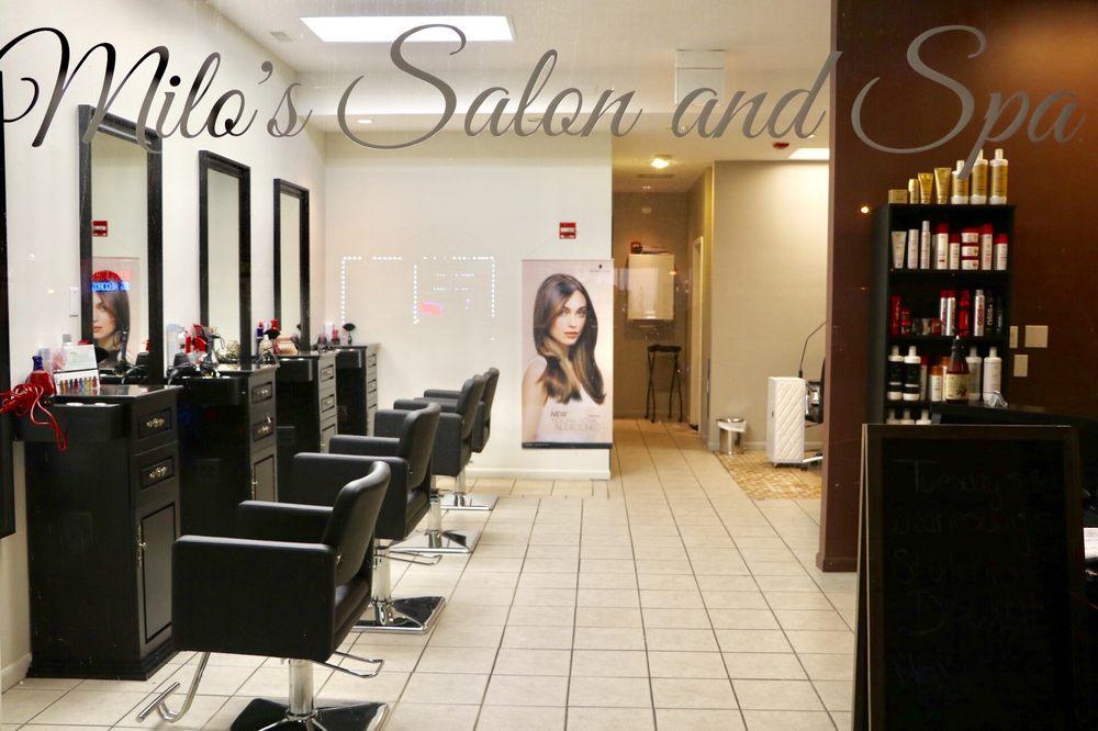 Milos Salon And Spa 33 Reviews Hair Salons 1380 E 53rd St