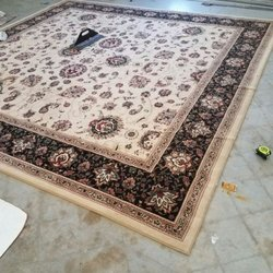 Photo Of Professional Carpet Binding   Wichita, KS, United States. Area Rug  Was