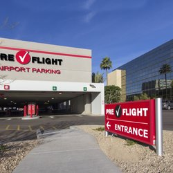 Photo Of Preflight Airport Parking Phoenix Az United States