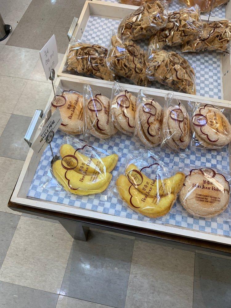 Bonjour Bakery: 21080 Golden Springs Dr, Walnut, CA
