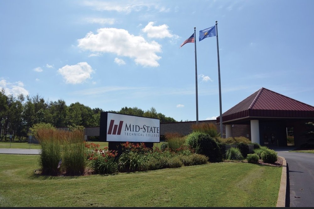 Mid-State Technical College: 2600 W 5th St, Marshfield, WI