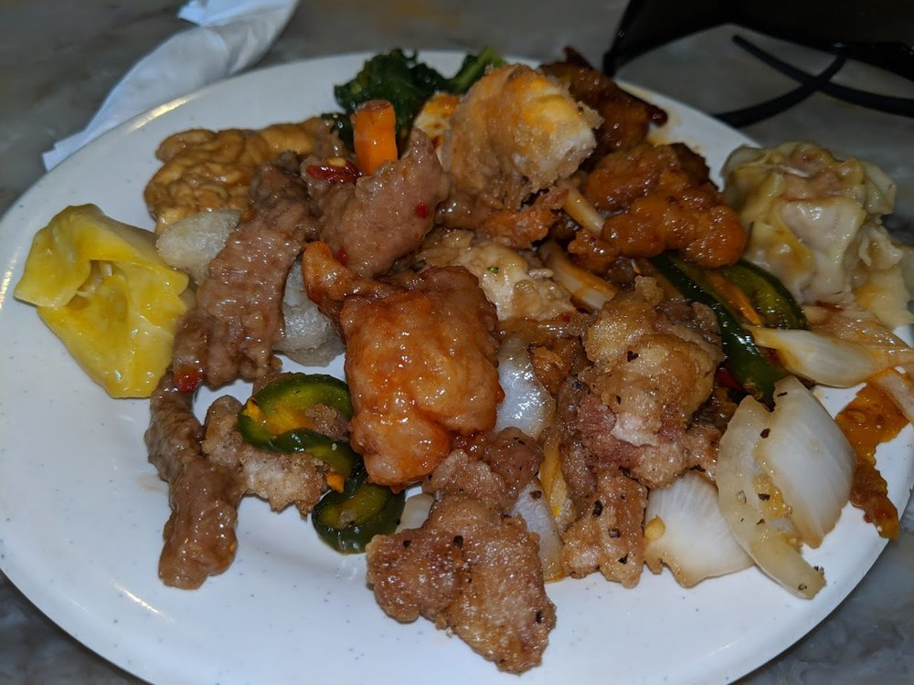 Royal Buffet: 492 Elden St, Herndon, VA