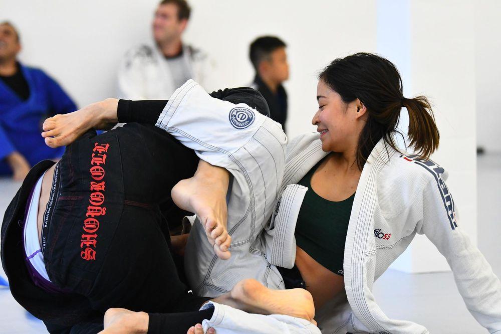 Jiu Jitsu Team America: 46 E Live Oak Ave, Arcadia, CA